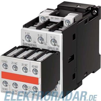 Siemens Schütz AC-3, 11kW/400V, AC 3RT1026-1AC24-0AA1