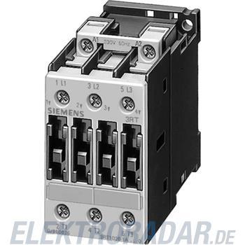 Siemens Schütz AC-3, 11kW/400V, AC 3RT1026-1AP64