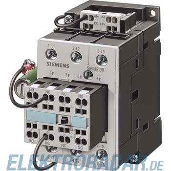 Siemens Schütz AC-3, 11kW/400V, DC 3RT1026-3KF44-0LA0