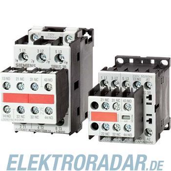 Siemens Schütz AC-3, 11kW/400V, DC 3RT1026-3KF44-1LA0