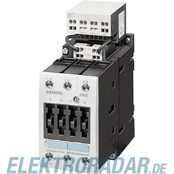 Siemens Schütz AC-3, 15kW/400V, AC 3RT1034-1AG60-1AA0