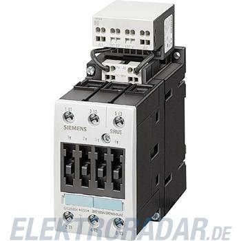 Siemens Schütz AC-3, 5,5kW/400V, A 3RT1034-3AP08-1MA2