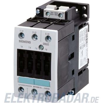 Siemens Schütz AC-3, 22kW/400V, AC 3RT1036-1AG60-1AA0