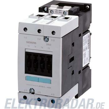 Siemens Schütz AC-3, 30kW/400V, AC 3RT1044-1AH00
