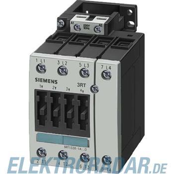 Siemens Schütz AC-1 60A AC120V 3RT1336-1AK60