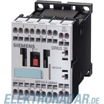 Siemens Schütz AC-3, 5,5kW/400V, A 3RT1517-2BW40
