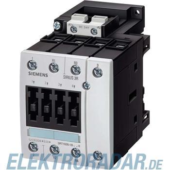 Siemens Schütz AC-3 18,5kW/400V 3RT1535-1AR60