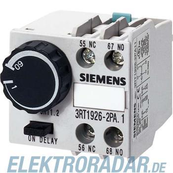 Siemens Pneumatischer Zeitrelaisbl 3RT1926-2PR11-0MT0