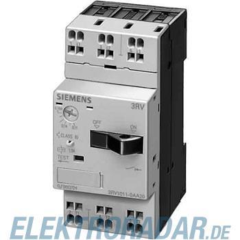 Siemens Leistungsschalter Bgr.S00 3RV1011-0BA25