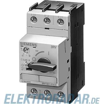 Siemens Leistungsschalter S2, Moto 3RV1031-4BA15