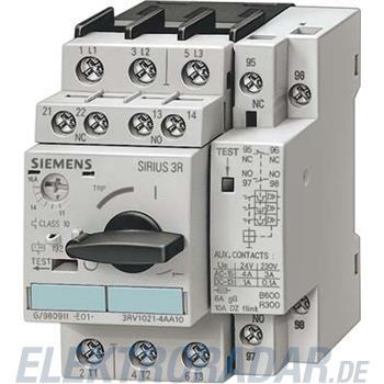 Siemens Leistungsschalter Bgr.S0 3RV1121-0EA10
