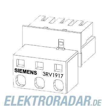 Siemens Klemmenblock 3RV1917-5D