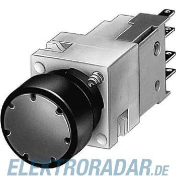 Siemens Komplettgerät 16mm Druckta 3SB2202-0AD01