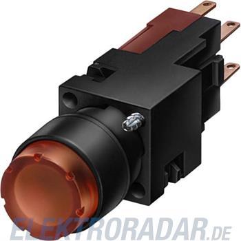 Siemens Komplettgerät 16mm Leuchtd 3SB2206-0LD01