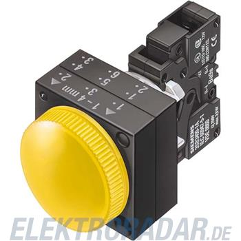 Siemens Komplettgerät rund Leuchtm 3SB3204-6BA40-0CC0