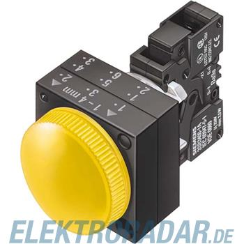 Siemens Komplettgerät rund Leuchtm 3SB3204-6BA50-0CC0