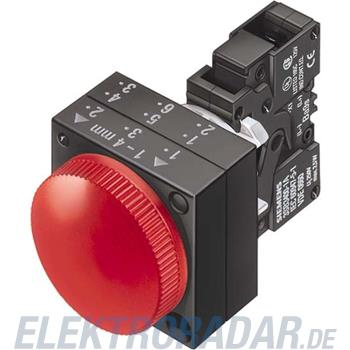 Siemens Komplettgerät rund Leuchtm 3SB3248-6AA60