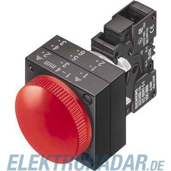 Siemens Komplettgerät rund Leuchtm 3SB3252-6AA40-0CC0
