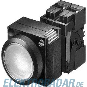 Siemens Komplettgerät rund Leuchtd 3SB3255-0AA71-0CC0