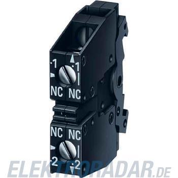Siemens Schaltelement mit 2 Schalt 3SB3400-0EA