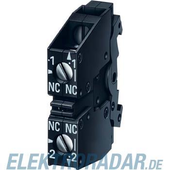 Siemens Schaltelement mit 2 Schalt 3SB3400-0HA