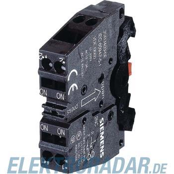 Siemens Schaltelement mit 2 Schalt 3SB3403-0AA