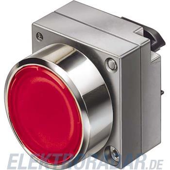 Siemens Leuchtdrucktaster weiß, De 3SB3501-0AA61-0PA0