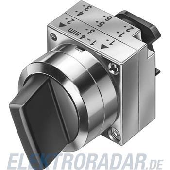 Siemens Knebel, links tast., Halte 3SB3501-2GA51