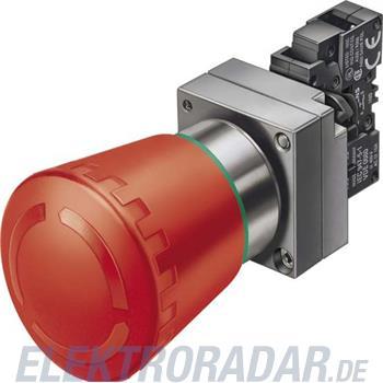 Siemens Not-Aus-Pilzdrucktaster 3SB3601-1HP20