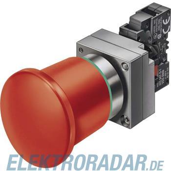 Siemens Komplettgerät rund Metall 3SB3601-1TA20-0CC0
