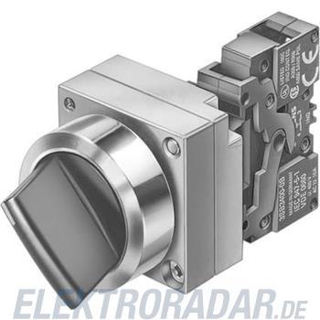 Siemens Komplettgerät rund Knebel 3SB3608-2EA11-0CC0