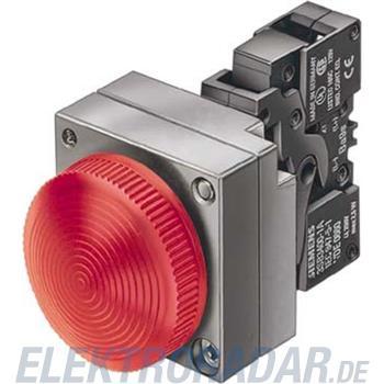 Siemens Komplettgerät rund Leuchtd 3SB3621-0AA61