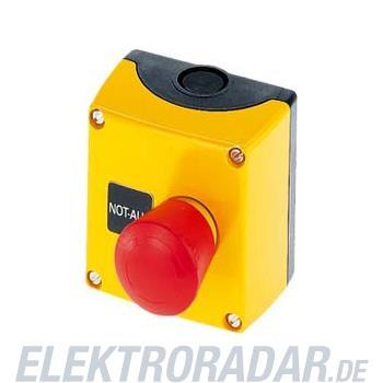 Siemens Drucktaster im Geh., 1 Bef 3SB3801-0FE3