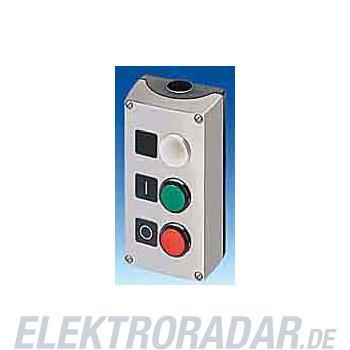 Siemens Leergeh. Metall, 1 Befehls 3SB3801-2AE3