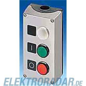 Siemens Geh. B=Drucktaster weiß, S 3SB3802-2DB3