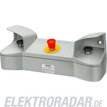 Siemens Bedienpult Zweihand Metall 3SB3863-4BA