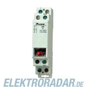 Kopp Installationsrelais , MR-120, 12 VAC, 1S, 16 A 7610.1100.2