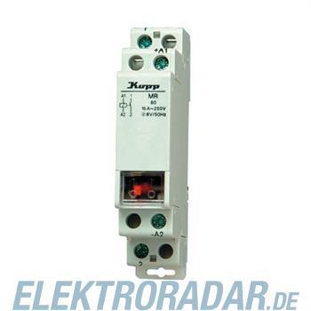 Kopp Installationsrelais , MR-2302, 230 VAC, 2S, 16 A 7610.2300.1