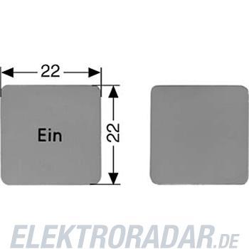 Siemens Bezeichnungsschild 3SB3906-1EG