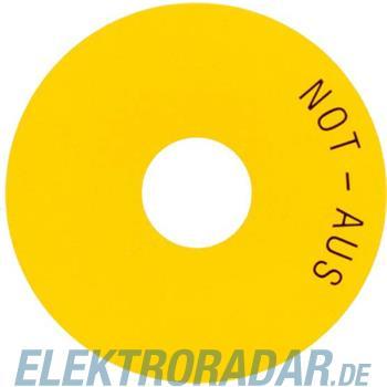 Siemens Unterlegschild gelb 3SB3921-0DY