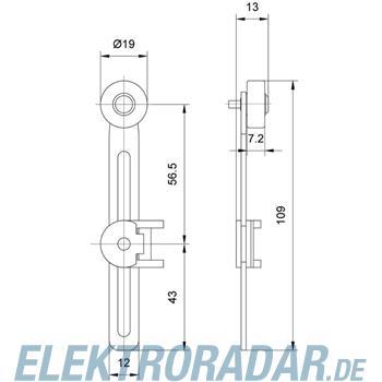Siemens Längenverstellbarer Schwen 3SE5000-0AA53
