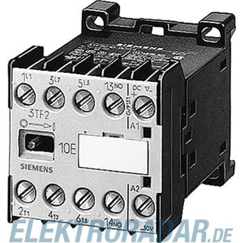Siemens Schütz Bgr. 00 3pol. AC-3 3TF2001-0BC4