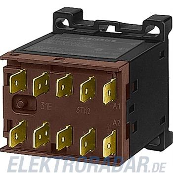 Siemens Hilfsschütz 31E, DIN EN500 3TH2031-3JB4