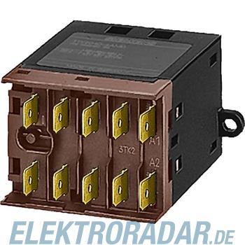 Siemens Hilfsschütz 31E, DIN EN500 3TH2031-7BW4
