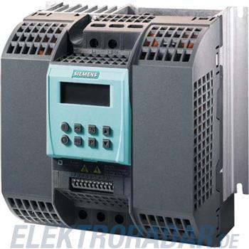 Siemens Frequenzumrichter 1,1kW 6SL3211-0AB21-1AB1