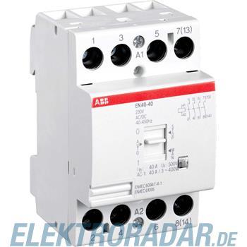 ABB Stotz S&J Installationsschütz EN40-40 4S 230-240