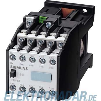 Siemens Hilfsschütz 55E 5NO+5NC 3TH4355-0BW4