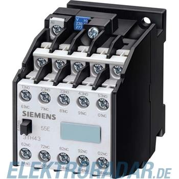 Siemens Hilfsschütz 91E 9NO+1NC 3TH4391-0AG2