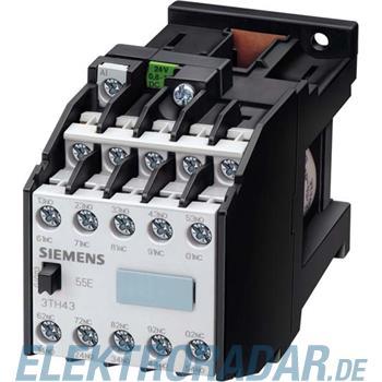 Siemens Hilfsschütz 54 DIN EN50011 3TH4454-0HL2