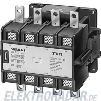 Siemens Schütz AC-1 4pol. 350A 3TK1342-0AB0